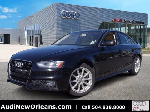 2015 Audi A4 for sale at Metairie Preowned Superstore in Metairie LA