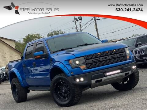 2014 Ford F-150 for sale at Star Motor Sales in Downers Grove IL