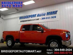 2020 Chevrolet Silverado 2500HD for sale at Bridgeport Auto Mart in Bridgeport WV