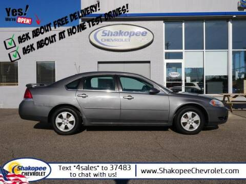 2007 Chevrolet Impala for sale at SHAKOPEE CHEVROLET in Shakopee MN