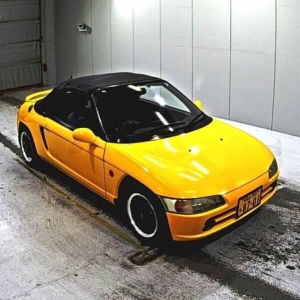 1991 Honda Beat for sale at Forbidden Motorsports in Livingston NJ