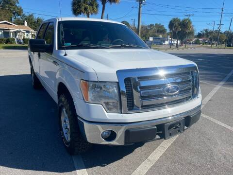 2012 Ford F-150 for sale at Consumer Auto Credit in Tampa FL