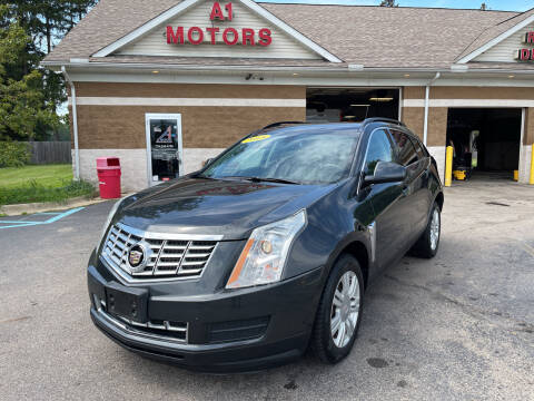 2015 Cadillac SRX for sale at A 1 Motors in Monroe MI