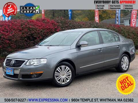2007 Volkswagen Passat for sale at Auto Sales Express in Whitman MA