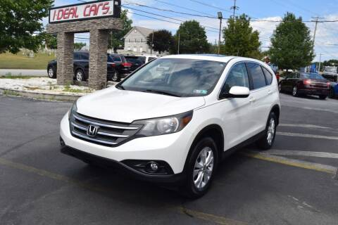 2013 Honda CR-V for sale at I-DEAL CARS in Camp Hill PA