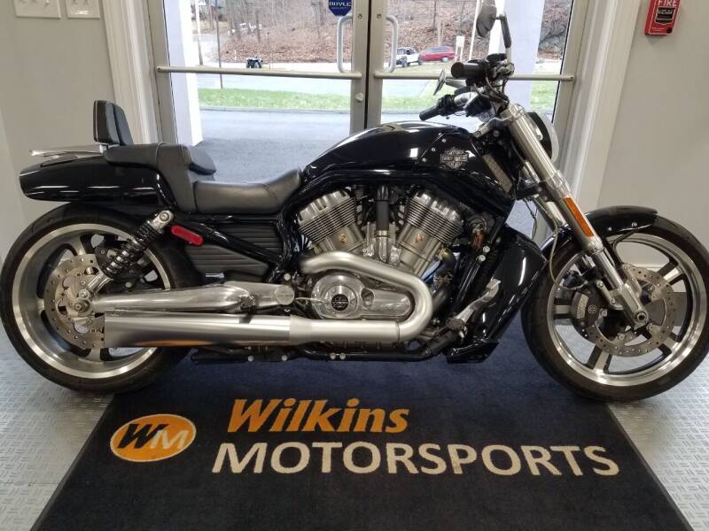 2012 Harley-Davidson V-Rod Muscle for sale at WILKINS MOTORSPORTS in Brewster NY
