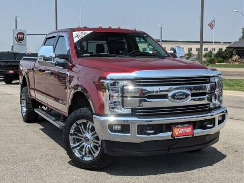 2018 Ford F-250 Super Duty for sale at Rocky Mountain Commercial Trucks in Casper WY