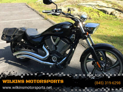 2010 Victory Vegas 8-Ball for sale at WILKINS MOTORSPORTS in Brewster NY