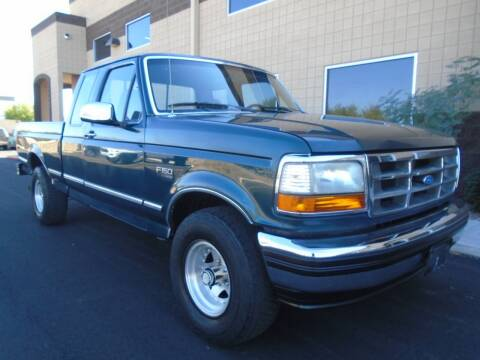 1994 Ford F-150 for sale at COPPER STATE MOTORSPORTS in Phoenix AZ