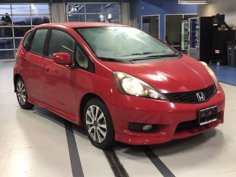 2012 Honda Fit for sale at Simply Better Auto in Troy NY