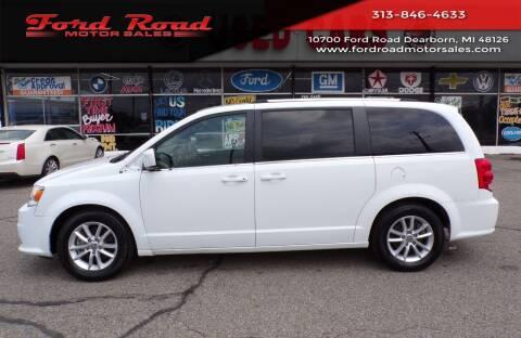 2020 Dodge Grand Caravan for sale at Ford Road Motor Sales in Dearborn MI