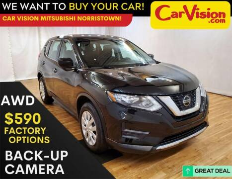 2018 Nissan Rogue for sale at Car Vision Mitsubishi Norristown in Trooper PA