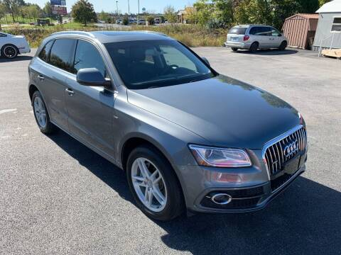 2014 Audi Q5 for sale at Hillside Motors in Jamestown KY