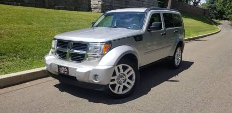 2008 Dodge Nitro for sale at ENVY MOTORS LLC in Paterson NJ
