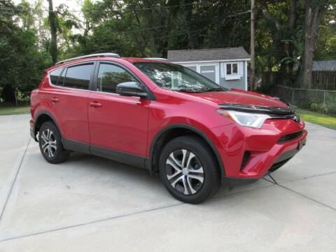 2017 Toyota RAV4 for sale at Earley Enterprises in Overland Park KS