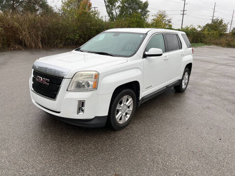2011 GMC Terrain for sale at Mr. Auto in Hamilton OH