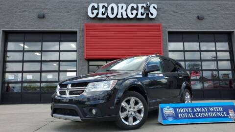 2012 Dodge Journey for sale at George's Used Cars - Pennsylvania & Allen in Brownstown MI