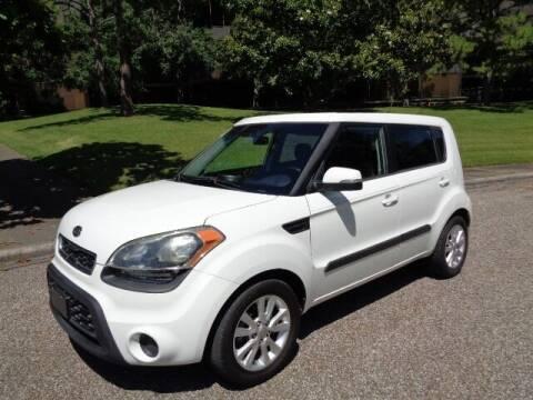 2012 Kia Soul for sale at Houston Auto Preowned in Houston TX