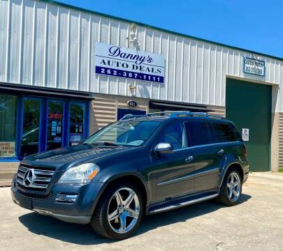 2010 Mercedes-Benz GL-Class for sale at Danny's Auto Deals in Grafton WI