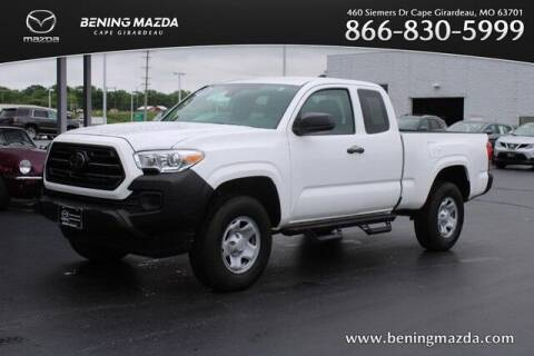 2019 Toyota Tacoma for sale at Bening Mazda in Cape Girardeau MO