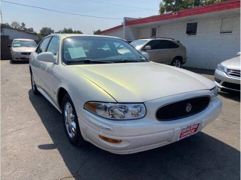2005 Buick LeSabre for sale at Dealers Choice Inc in Farmersville CA