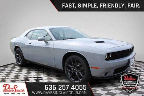 2021 Dodge Challenger for sale at Dave Sinclair Chrysler Dodge Jeep Ram in Pacific MO