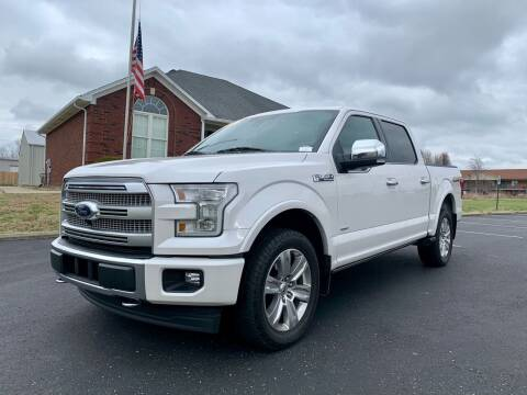 2017 Ford F-150 for sale at HillView Motors in Shepherdsville KY