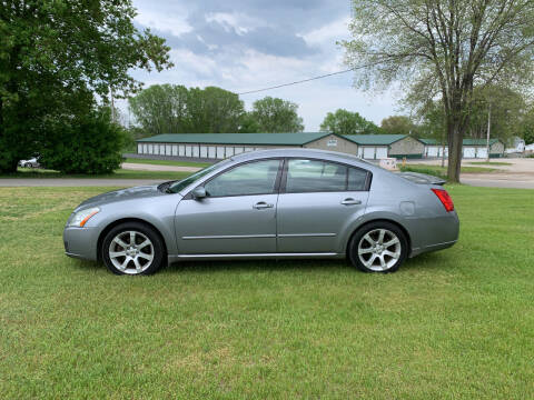 2008 Nissan Maxima for sale at Velp Avenue Motors LLC in Green Bay WI