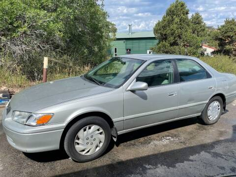 2001 Toyota Camry for sale at Skyway Auto INC in Durango CO