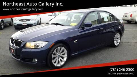 2011 BMW 3 Series for sale at Northeast Auto Gallery Inc. in Wakefield MA