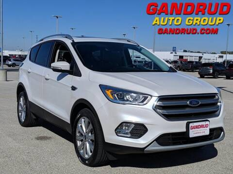 2017 Ford Escape for sale at Gandrud Dodge in Green Bay WI