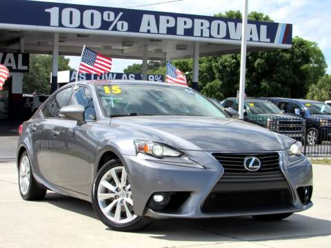 2015 Lexus IS 250 for sale at Orlando Auto Connect in Orlando FL