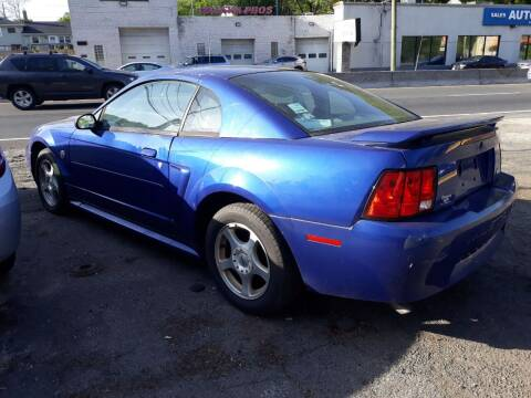 2004 Ford Mustang for sale at Inter Car Inc in Hillside NJ