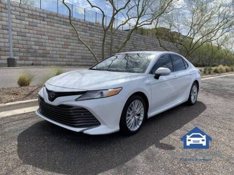 2019 Toyota Camry Hybrid for sale at MyAutoJack.com @ Auto House in Tempe AZ