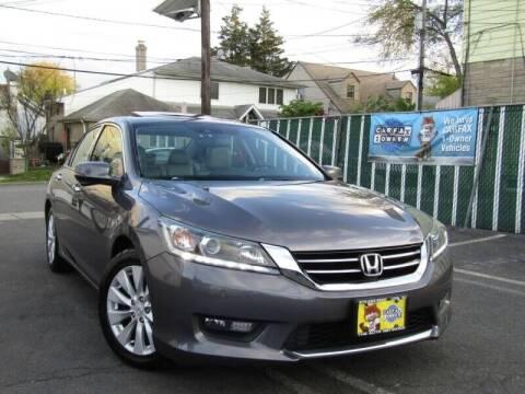2013 Honda Accord for sale at The Auto Network in Lodi NJ