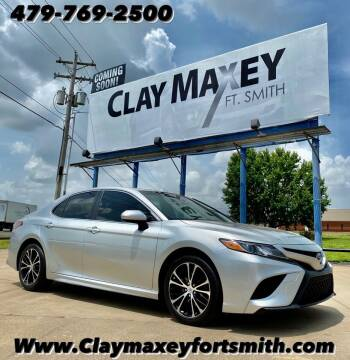2018 Toyota Camry for sale at Clay Maxey NWA in Springdale AR