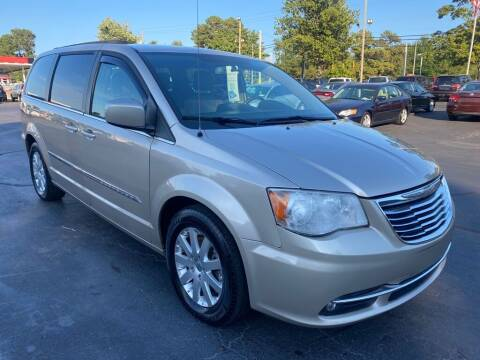 2013 Chrysler Town and Country for sale at JV Motors NC 2 in Raleigh NC