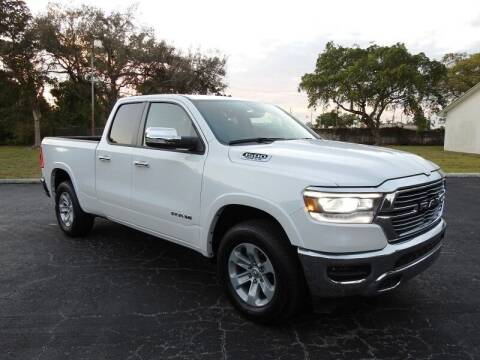 2020 RAM Ram Pickup 1500 for sale at SUPER DEAL MOTORS 441 in Hollywood FL