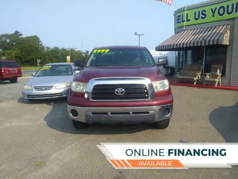 2007 Toyota Tundra for sale at Marino's Auto Sales in Laurel DE