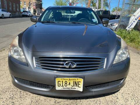 2010 Infiniti G37 Coupe for sale at Best Cars R Us in Plainfield NJ
