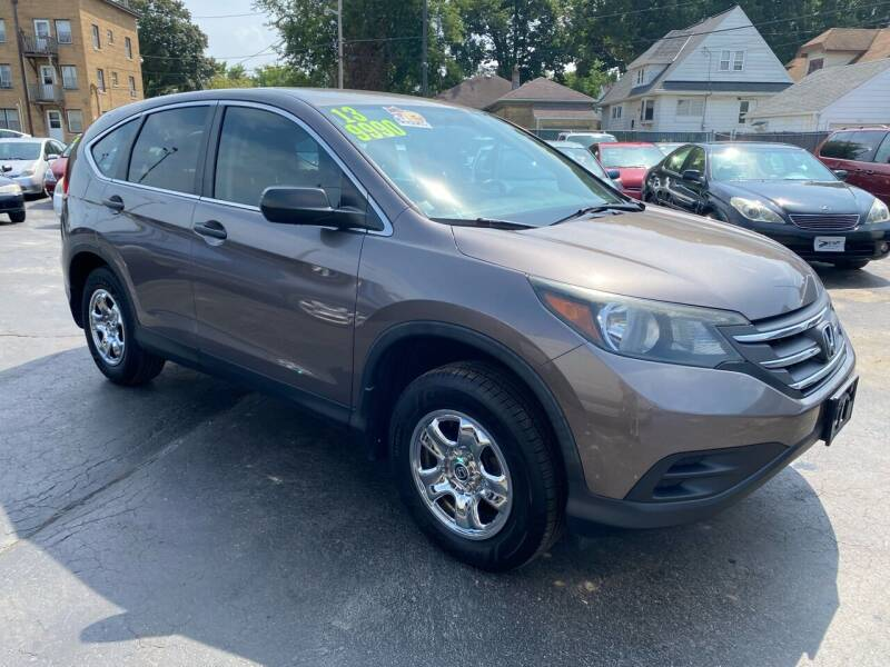 2013 Honda CR-V for sale at Streff Auto Group in Milwaukee WI