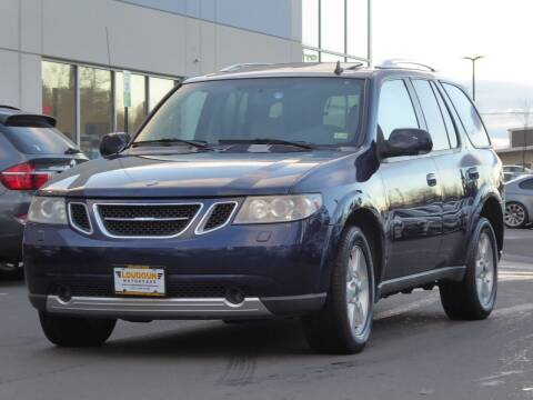 2007 Saab 9-7X for sale at Loudoun Used Cars - LOUDOUN MOTOR CARS in Chantilly VA