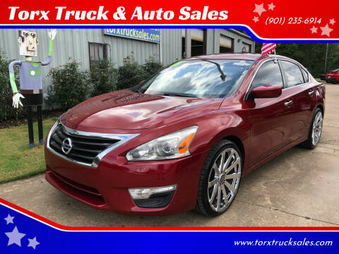 2015 Nissan Altima for sale at Torx Truck & Auto Sales in Eads TN