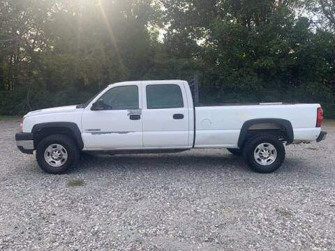 2006 Chevrolet Silverado 2500HD for sale at Mater's Motors in Stanley NC