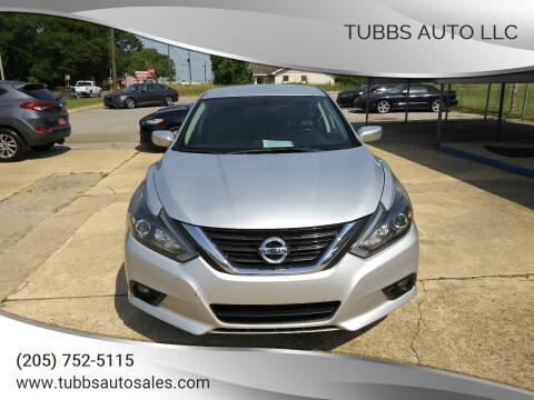 2016 Nissan Altima for sale at Tubbs Auto LLC in Tuscaloosa AL