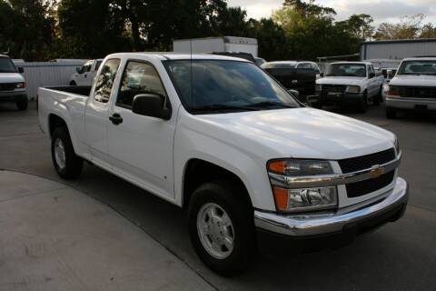 2006 Chevrolet Colorado for sale at Mike's Trucks & Cars in Port Orange FL