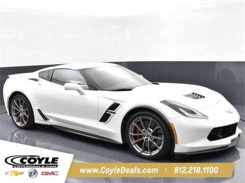 2019 Chevrolet Corvette for sale at COYLE GM - COYLE NISSAN - New Inventory in Clarksville IN