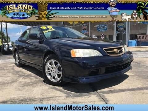 1999 Acura TL for sale at Island Motor Sales Inc. in Merritt Island FL