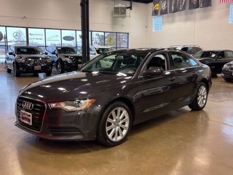 2014 Audi A6 for sale at CarNova in Sterling Heights MI