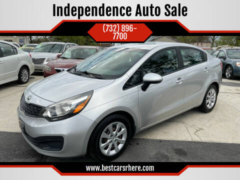2013 Kia Rio for sale at Independence Auto Sale in Bordentown NJ